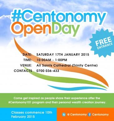 Centonomy Open Day Is Back