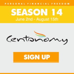 Centonomy Season 14 June 2nd - August 14 2015