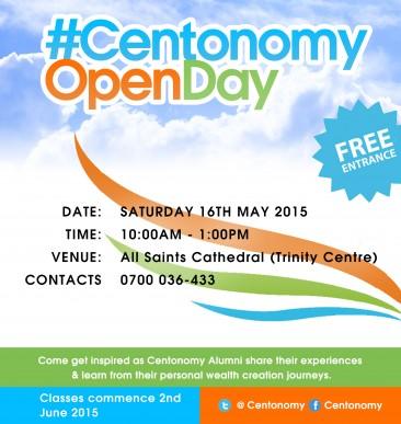 The Centonomy Open Day May 16th 2015