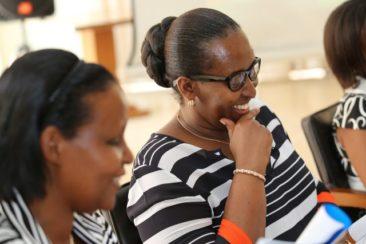 Centonomy Goes To Rwanda; First Lady of Rwanda in Attendance